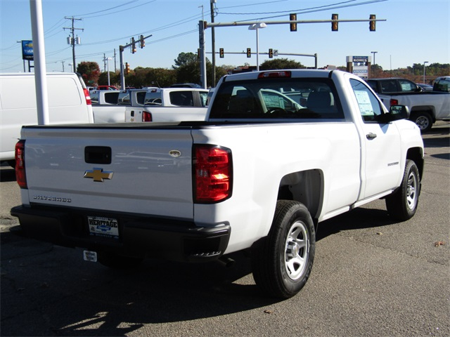 2018 Silverado 1500 Regular Cab,  Pickup #C1095 - photo 2
