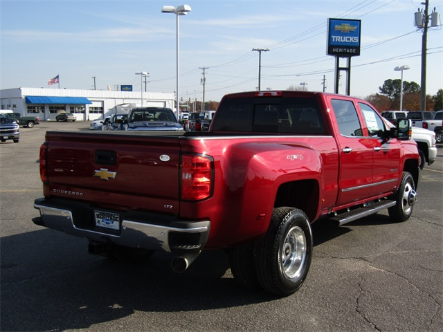 2018 Silverado 3500 Crew Cab 4x4, Pickup #C1114 - photo 2