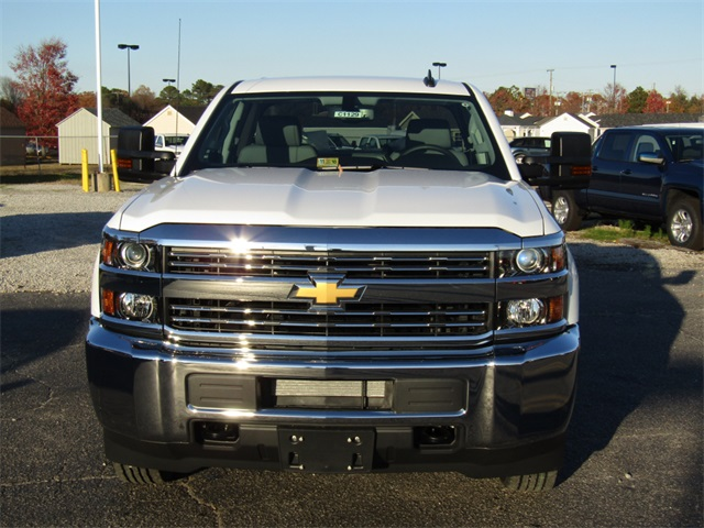 2018 Silverado 2500 Double Cab 4x4, Pickup #C1129 - photo 3