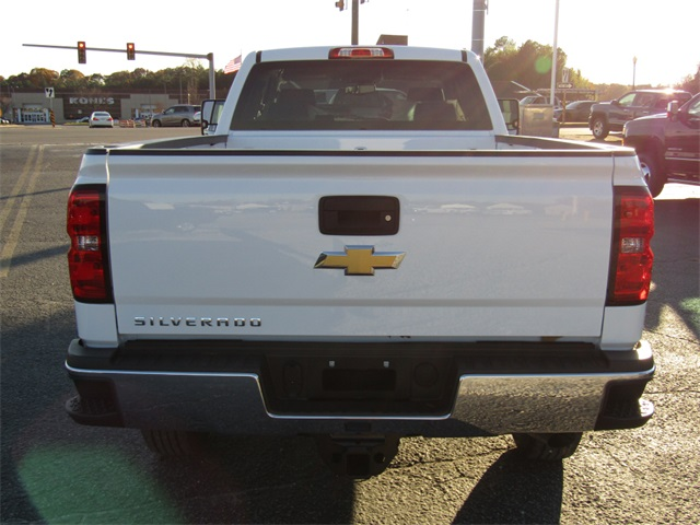 2018 Silverado 2500 Double Cab 4x4, Pickup #C1129 - photo 5