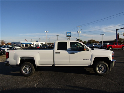 2018 Silverado 2500 Double Cab 4x4, Pickup #C1129 - photo 4