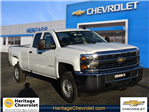 2018 Silverado 2500 Double Cab 4x4, Pickup #C1129 - photo 1