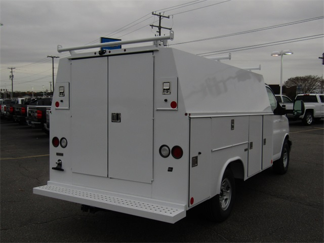 2017 Express 3500, Reading Service Utility Van #C1151 - photo 2