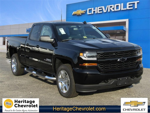 2018 Silverado 1500 Double Cab 4x4, Pickup #C1181 - photo 1