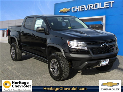 2018 Colorado Crew Cab 4x4, Pickup #C1204 - photo 1