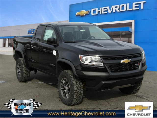 2018 Colorado Extended Cab 4x4,  Pickup #C1249 - photo 1