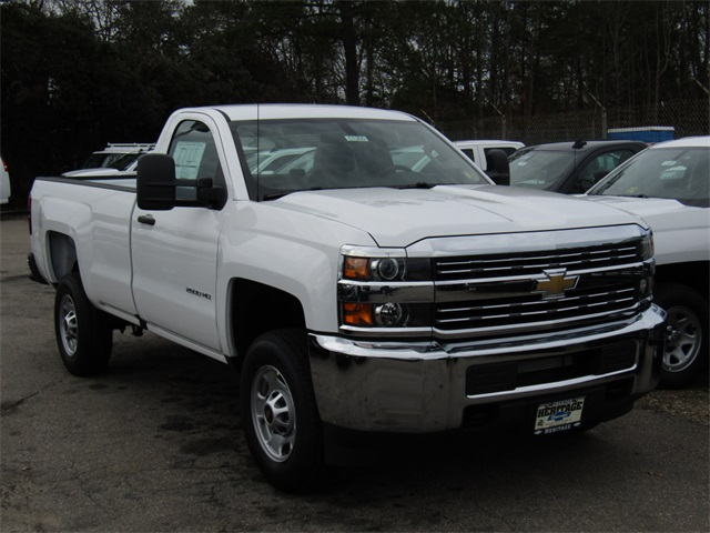2018 Silverado 2500 Regular Cab, Pickup #C1265 - photo 3