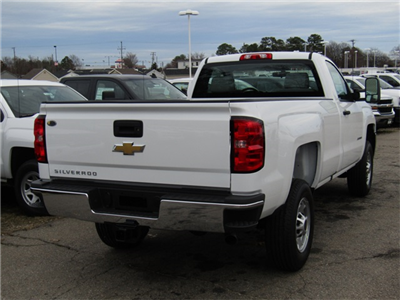 2018 Silverado 2500 Regular Cab, Pickup #C1265 - photo 2