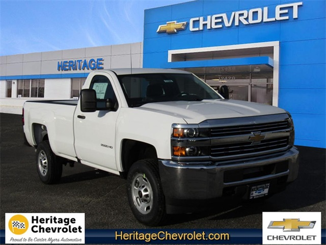 2018 Silverado 2500 Regular Cab, Pickup #C1266 - photo 1