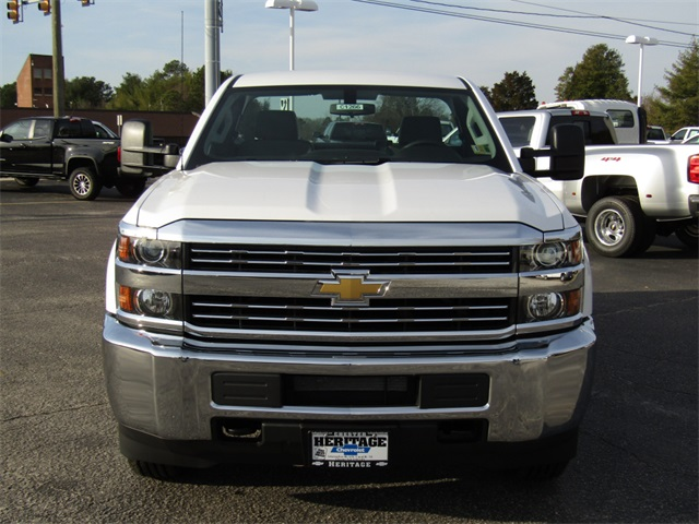 2018 Silverado 2500 Regular Cab, Pickup #C1266 - photo 4