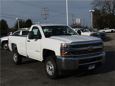2018 Silverado 2500 Regular Cab, Pickup #C1266 - photo 3