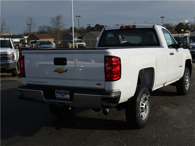 2018 Silverado 2500 Regular Cab, Pickup #C1266 - photo 2