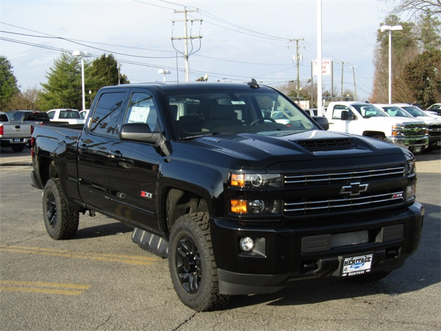 2018 Silverado 2500 Crew Cab 4x4,  Pickup #C1283 - photo 3