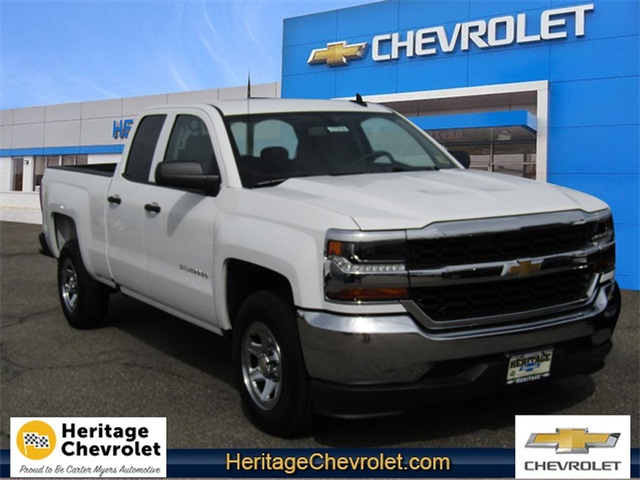2018 Silverado 1500 Double Cab, Pickup #C1314 - photo 1