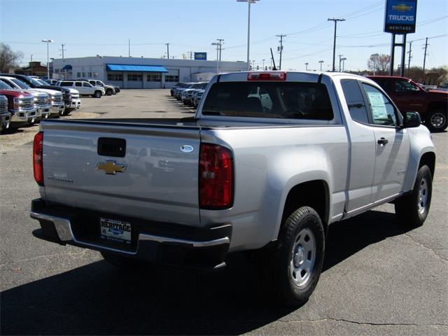 2018 Colorado Extended Cab, Pickup #C1322 - photo 2