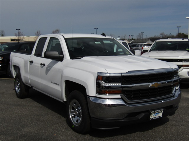 2018 Silverado 1500 Double Cab, Pickup #C1325 - photo 5