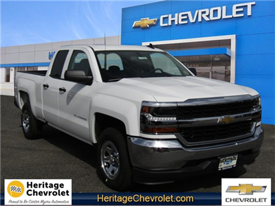 2018 Silverado 1500 Double Cab, Pickup #C1325 - photo 1