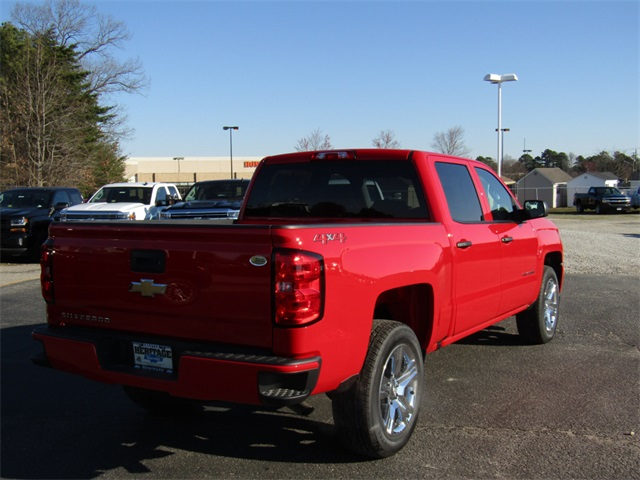 2018 Silverado 1500 Crew Cab 4x4, Pickup #C1328 - photo 2