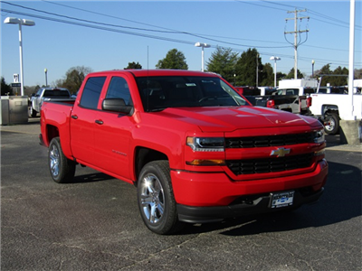 2018 Silverado 1500 Crew Cab 4x4, Pickup #C1328 - photo 3