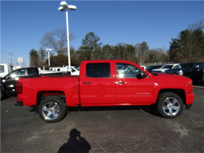 2018 Silverado 1500 Crew Cab 4x4, Pickup #C1328 - photo 5