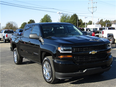 2018 Silverado 1500 Crew Cab 4x4, Pickup #C1341 - photo 3