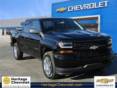 2018 Silverado 1500 Crew Cab 4x4, Pickup #C1341 - photo 1