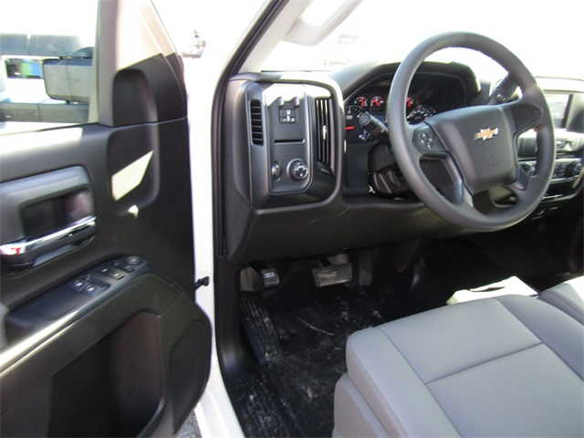 2018 Silverado 2500 Regular Cab 4x2,  Reading Service Body #C1394 - photo 11