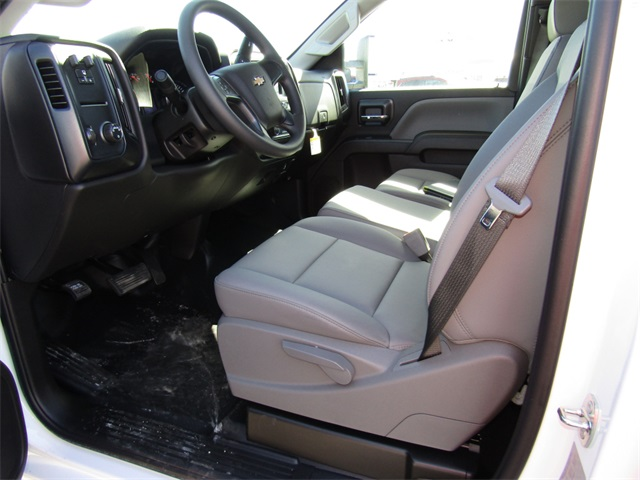 2018 Silverado 2500 Regular Cab 4x2,  Reading Service Body #C1394 - photo 12