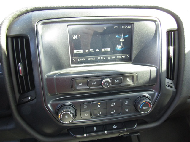 2018 Silverado 2500 Regular Cab 4x2,  Reading Service Body #C1394 - photo 13