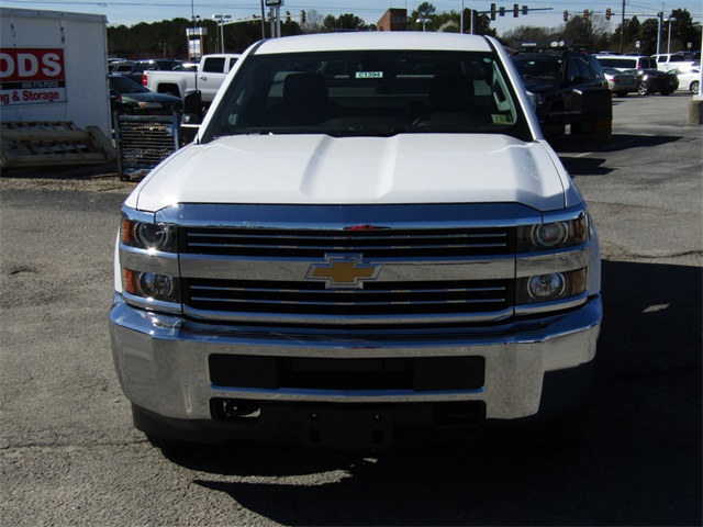 2018 Silverado 2500 Regular Cab 4x2,  Reading Service Body #C1394 - photo 4