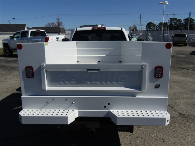 2018 Silverado 2500 Regular Cab 4x2,  Reading Service Body #C1394 - photo 9
