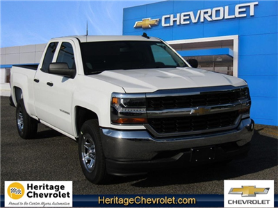 2018 Silverado 1500 Double Cab 4x2,  Pickup #C1447 - photo 1
