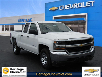 2018 Silverado 1500 Double Cab 4x2,  Pickup #C1448 - photo 1