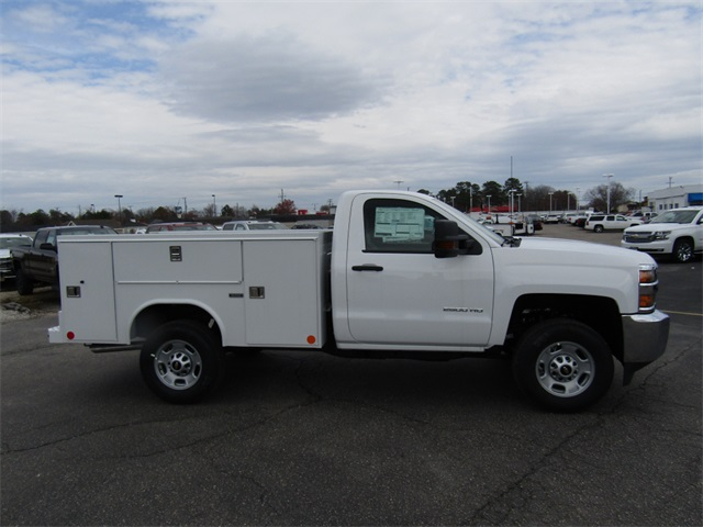 2018 Silverado 2500 Regular Cab 4x2,  Reading Service Body #C1460 - photo 5