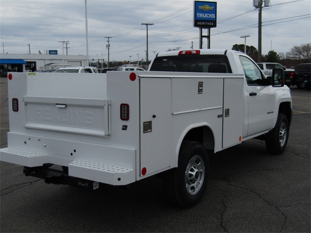 2018 Silverado 2500 Regular Cab 4x2,  Reading Service Body #C1460 - photo 2