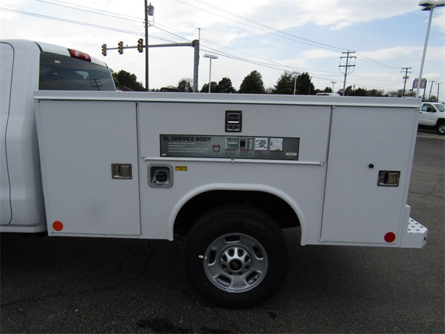 2018 Silverado 2500 Regular Cab 4x2,  Reading Service Body #C1460 - photo 10