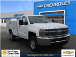 2018 Silverado 2500 Regular Cab, Reading Service Body #C1460 - photo 1