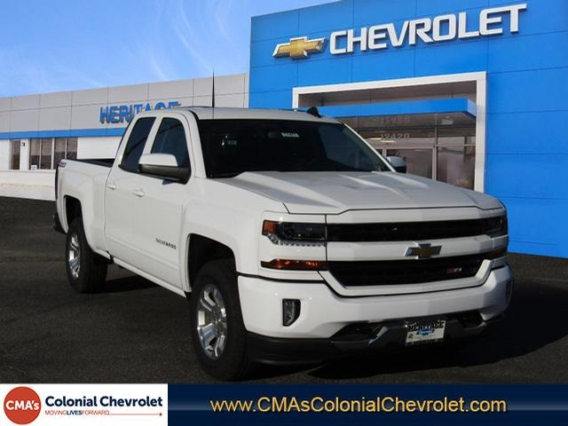 2018 Silverado 1500 Double Cab 4x4,  Pickup #C1471 - photo 1