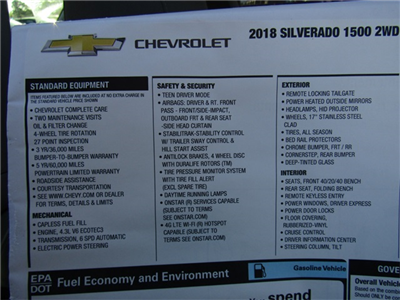 2018 Silverado 1500 Double Cab,  Pickup #C1517 - photo 10