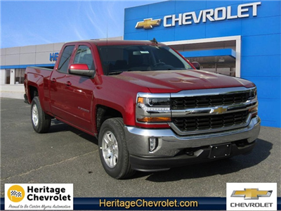 2018 Silverado 1500 Double Cab 4x4,  Pickup #C1519 - photo 1
