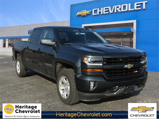 2018 Silverado 1500 Crew Cab 4x4,  Pickup #C1551 - photo 1