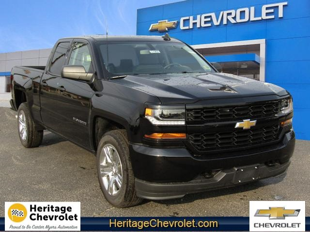 2018 Silverado 1500 Double Cab 4x2,  Pickup #C1562 - photo 1