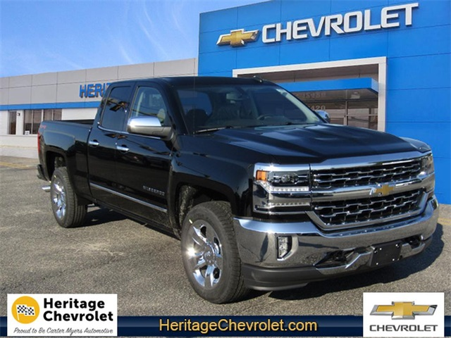 2018 Silverado 1500 Double Cab 4x4,  Pickup #C1600 - photo 1