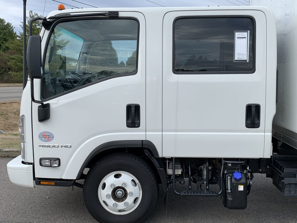 2018 Chevrolet LCF 4500HD Crew Cab 4x2, Morgan Fastrak Dry Freight #C1688 - photo 10