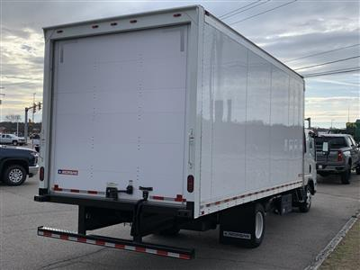 2018 Chevrolet LCF 4500HD Crew Cab 4x2, Morgan Fastrak Dry Freight #C1688 - photo 2