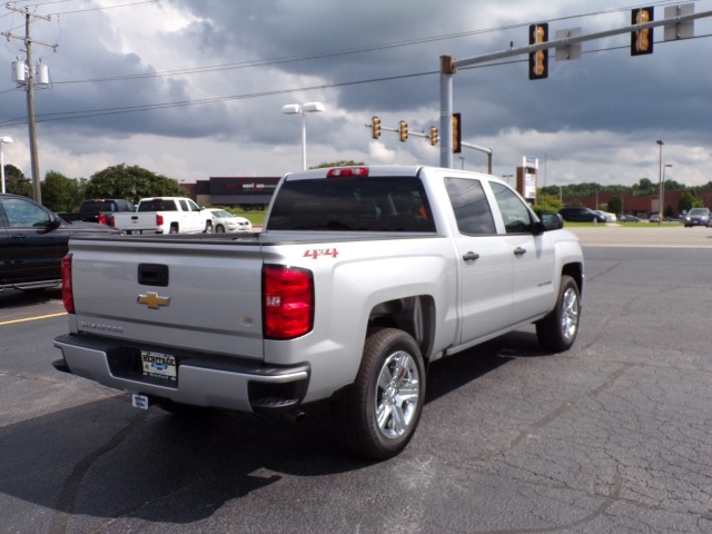 2018 Silverado 1500 Crew Cab 4x4,  Pickup #C1773 - photo 2