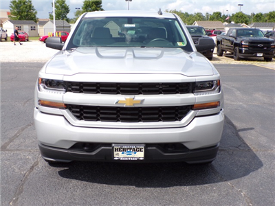 2018 Silverado 1500 Crew Cab 4x4,  Pickup #C1773 - photo 3