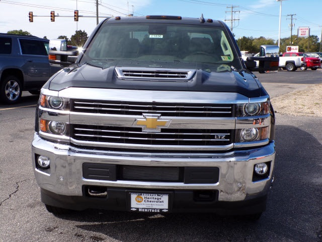 2019 Silverado 3500 Crew Cab 4x4,  Pickup #C1830 - photo 3