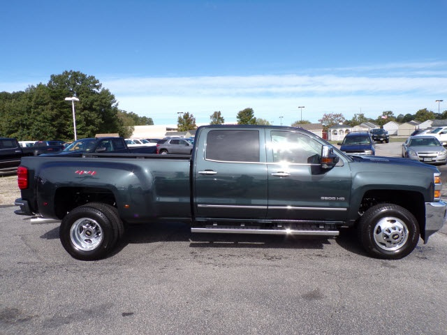 2019 Silverado 3500 Crew Cab 4x4,  Pickup #C1830 - photo 4