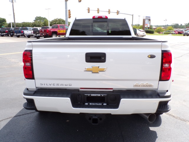 2019 Silverado 3500 Crew Cab 4x4,  Pickup #C1836 - photo 5